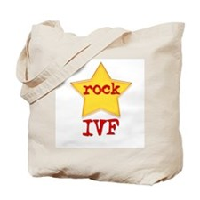 Rock Star IVF Tote Bag