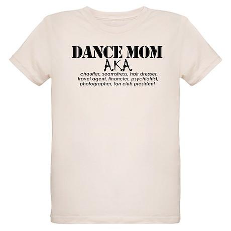 Dance Mom Organic Kids T-Shirt