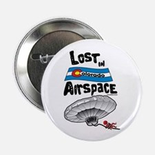 "Balloon Boy Lost In Space 2.25"" Button (10 pack)"