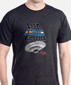 Balloon Boy Lost In Space T-Shirt