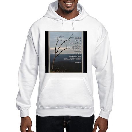 Proverbs 3:5 Hooded Sweatshirt