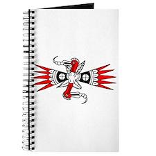 Southeastern Woodpecker Motif Journal
