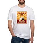 Procrastinators Unite Tomorrow Fitted T-Shirt