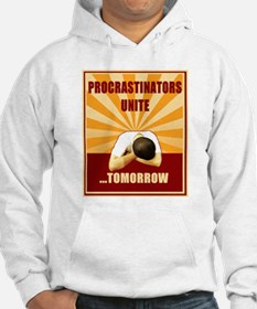 Procrastinators Unite Tomorrow Jumper Hoodie