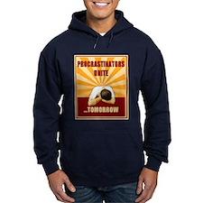 Procrastinators Unite Tomorrow Hoodie