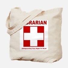 Libguard Tote Bag