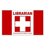 Library stickers 10 Pack