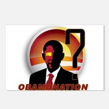 ObamaNation Postcards (Package of 8)