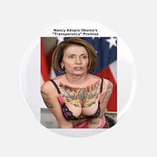 """Tat Nancy 3.5"""" Button"""