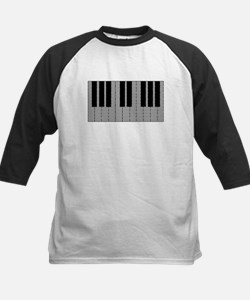 Optical Illusion Piano Tee
