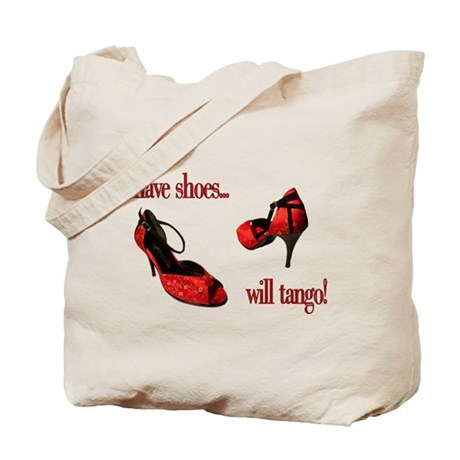have shoes... Tote Bag