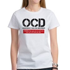 Obsessive Cullen Disorder Tee