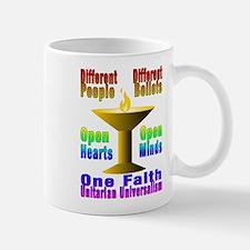 onefaithUU Mugs