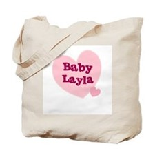 Baby Layla Tote Bag