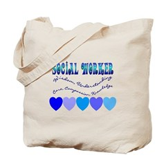 Social Worker III Tote Bag
