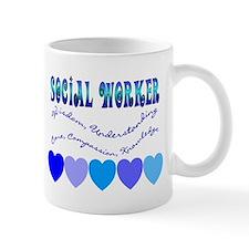 Social Worker III Small Mug