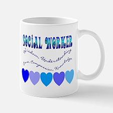 Social Worker III Small Small Mug