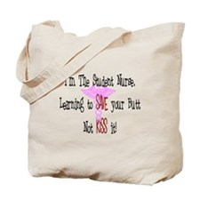 Nursing Student X Tote Bag