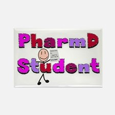 pharmacists II Rectangle Magnet