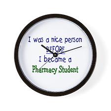 pharmacists II Wall Clock