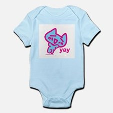 Kitty's Afternoon Delight Infant Creeper