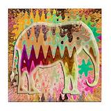 Elephant coasters Drink Coasters