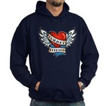 Tattoo Twilight Forever Hoodie (dark)