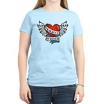 Tattoo Twilight Forever Women's Light T-Shirt