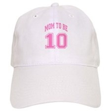 MOM TO BE Baseball Cap