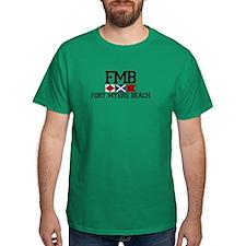 Fort Myers Beach FL T-Shirt