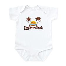 Fort Myers Beach FL Infant Bodysuit