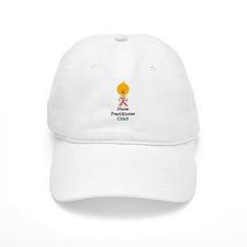 Nurse Practitioner Chick Baseball Cap