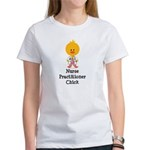 Nurse Practitioner Chick Women's T-Shirt
