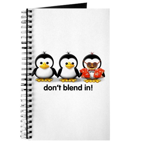 Don't Blend In! Journal