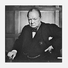 Winston Churchill Coaster
