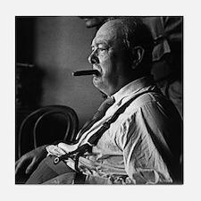 Sir Winston Churchill Coaster