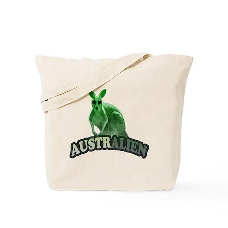 AustrAlien Tote Bag