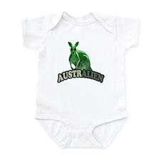 AustrAlien Infant Bodysuit