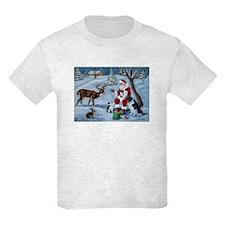 Santa's Christmas Treats T-Shirt