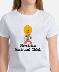 Physician Assistant Chick Tee