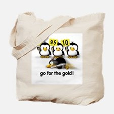 Go For The Gold! Tote Bag