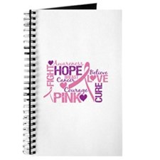 Breast Cancer Words Journal