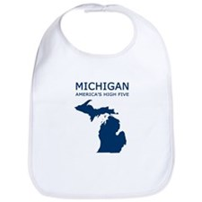 Unique Michigan Bib