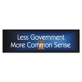 Smaller Government Slogans