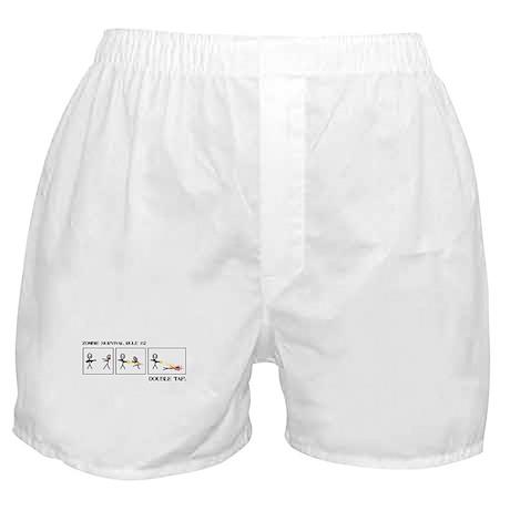 Double Tap Boxer Shorts