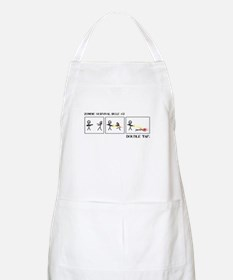 Double Tap BBQ Apron