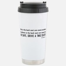 Cute Autocross Travel Mug