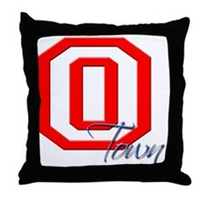 O-town Orlando Florida Gifts Throw Pillow