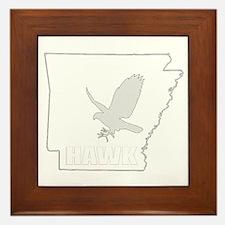 HAWK Framed Tile