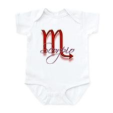 November Scorpio Infant Bodysuit